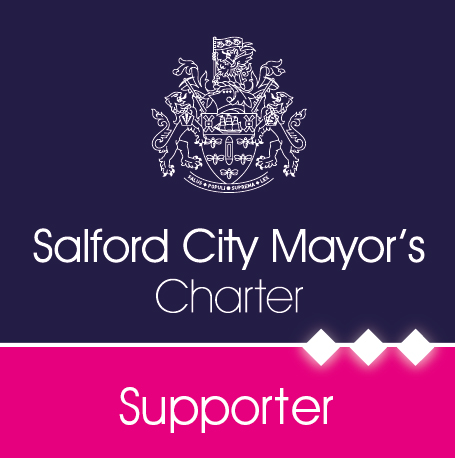 Salford Charter mark rgb supporter