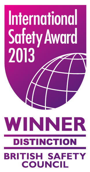 british safety council distinction 2013